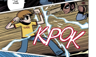 Cómics | Scott Pilgrim a color