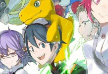 Cuatro tráiler de Digimon World Re: Digitize para PSP