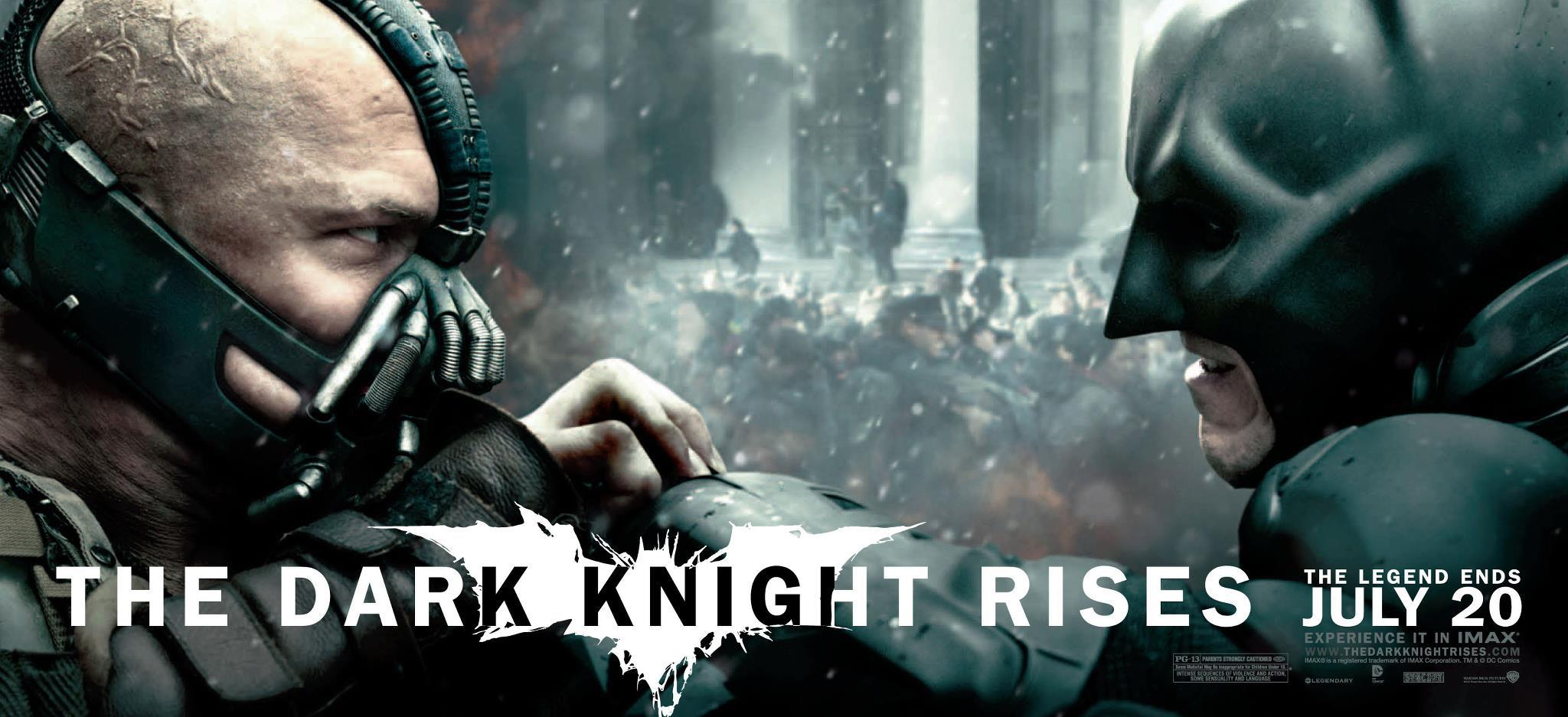 The Dark Knight Rises Wallpapers Y Nuevo Póster Secreto