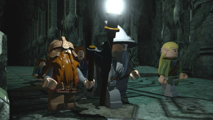 Trailer de <b>Lego The Lord of the Rings: The Video Game</b>