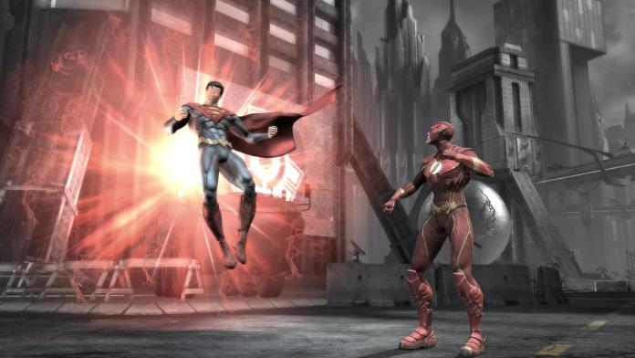 Video con gameplay de <b>Injustice: Gods Among Us</b>