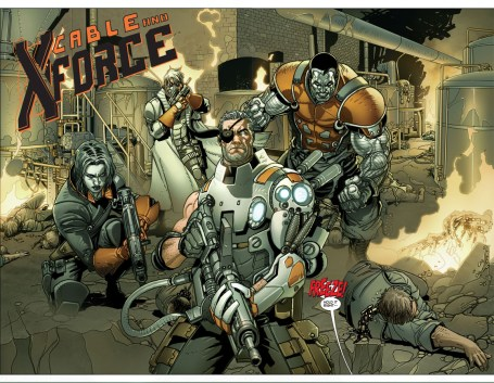 Cable and X-Force 2