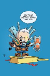 Cable and X-Force 0 | Variant Cover