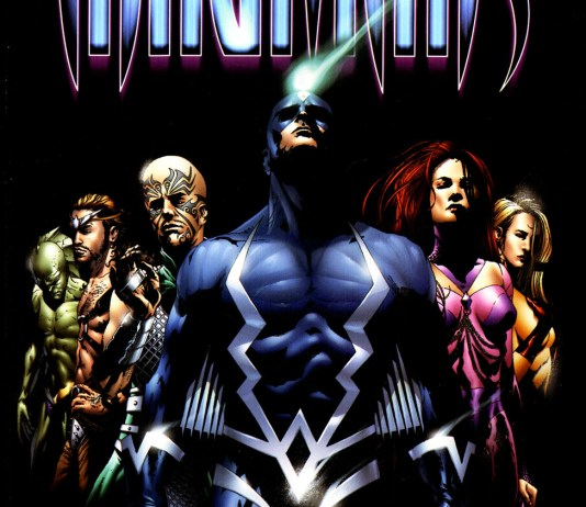 Inhumans, de Marvel