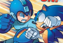 Sonic vs Mega Man - Worlds Collide #3 - 1
