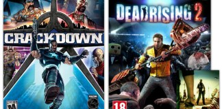 Crackdown / Dead Rising 2 Games with Gold