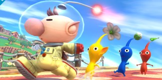 Super Smash Bros. | Pikmin & Olimar