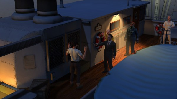 The Raven: Legacy of a Master Thief   Reseña