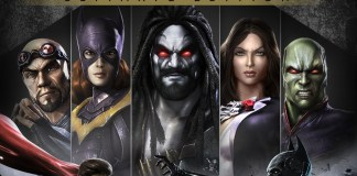 Injustice: Gods Amongs - Ultimate Edition