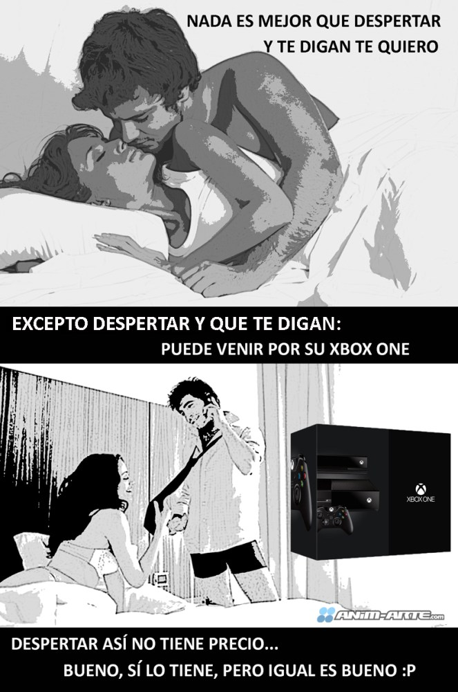 Xbox One | Web cómic