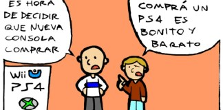 PlayStation 4 | Web cómic