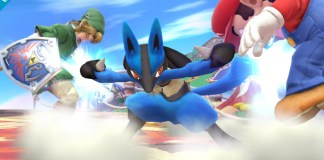 Super Smash Bros. | Lucario