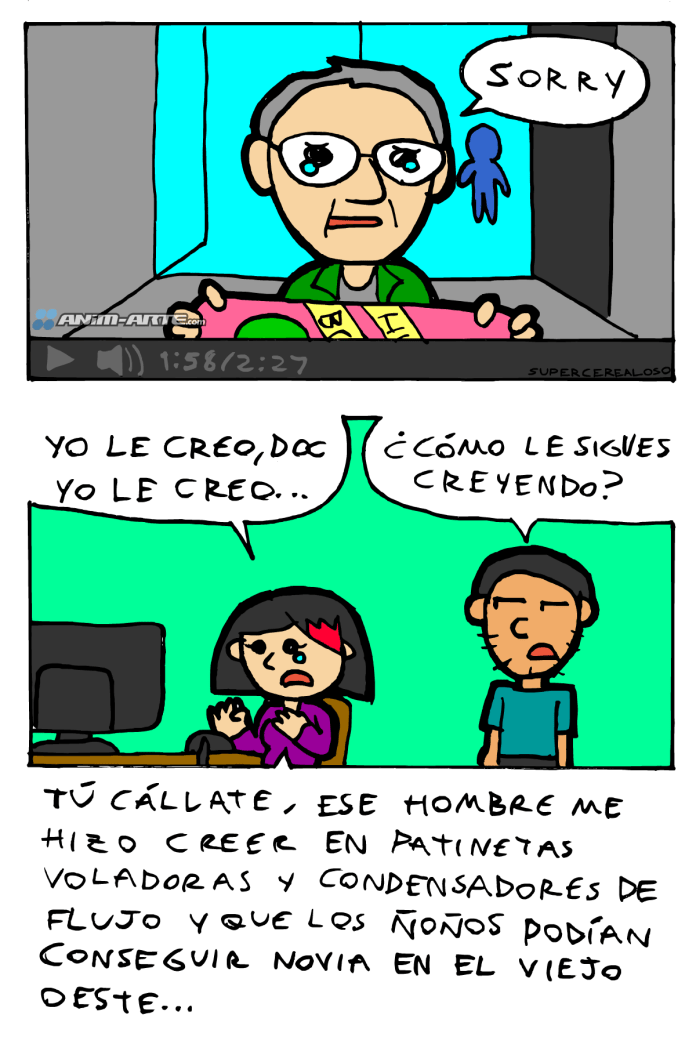 Doc | Web cómic