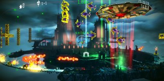 Resogun: Defenders