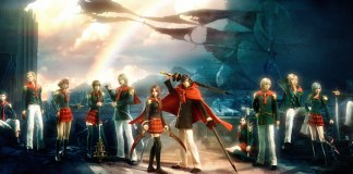 Final Fantasty Type-0 HD