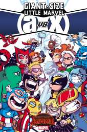 Giant-Size Little Marvel A VS X #1
