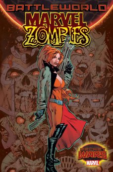 Marvel Zombies #1 variante