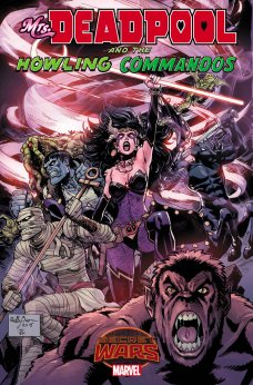 Mrs. Deadpool and The Howling Commandos #1