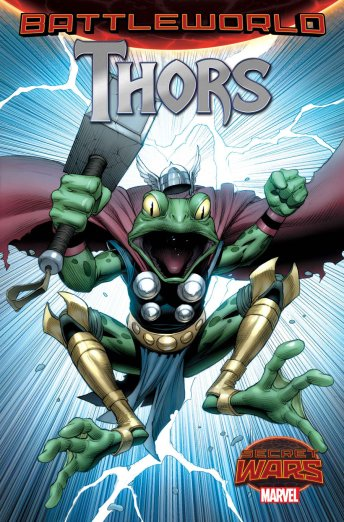 Thors #1 variante