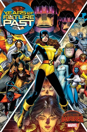 Years of Future Past #1