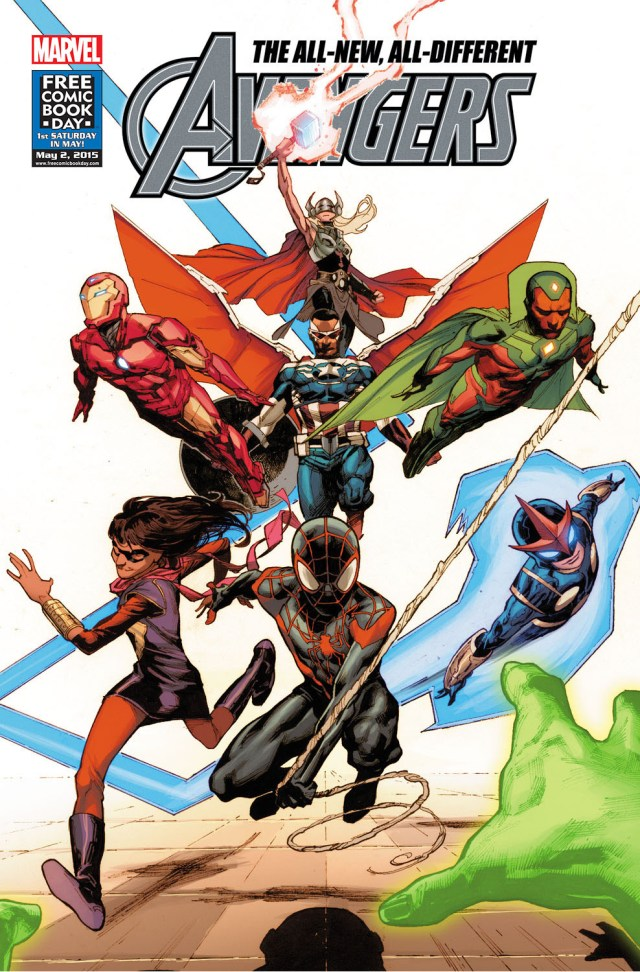 All-New All Different Avengers