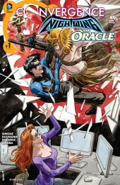 Convergence: Nigthwing & Oracle #1