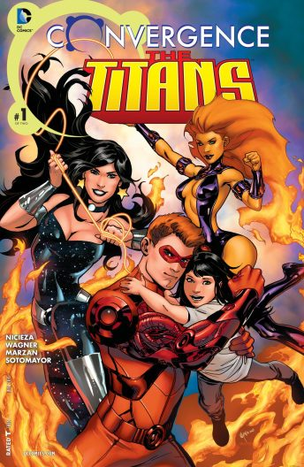 Convergence: The Titans #1