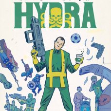 HANK JOHNSON, AGENT OF HYDRA #1 variante