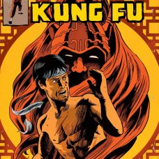 MASTER OF KUNG FU #4 (of 4)
