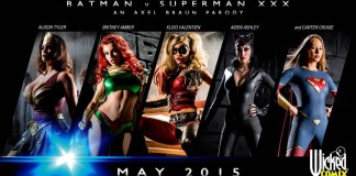 Batman v Superman XXX: An Axel Braun Parody