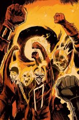 GHOST RACERS #4