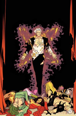 HOUSE OF M #3