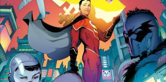 New Super-Man (Kenan Kong)
