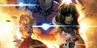 Civil War II #0 enfrenta al bando de Iron Man contra el de Capitana Marvel