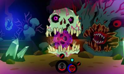 Severed, para PS Vita, usa en su mayoría controles táctiles.