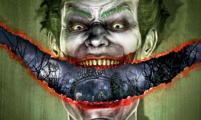 Joker en Batman: Return to Arkham.