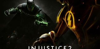 Batman y Flash en Injustice 2.
