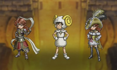 Sistema de clases en Dragon Quest VII: Fragments of the Forgotten Past.