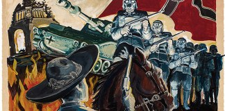 ¿Charros vs nazis? Tráiler de Matria, un curioso documental mexicano