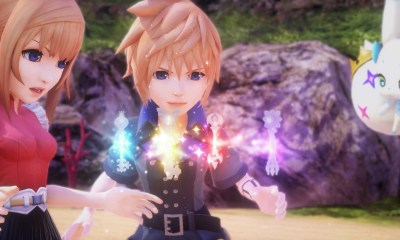 Video con 15 minutos de juego de World of Final Fantasy.