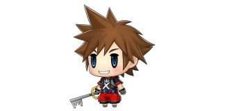 Sora aparecerá en World of Final Fantasy como DLC gratuito