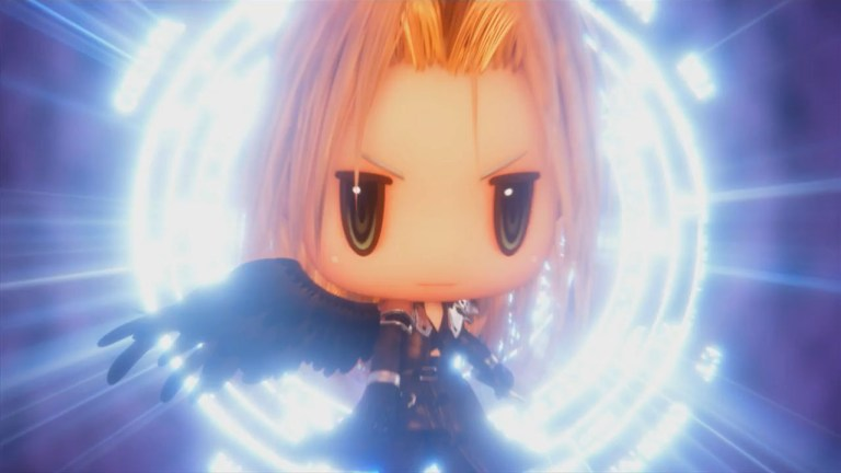 Video comparativo de World of Final Fantasy en PS4 y PS Vita