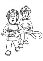 Malvorlage   Feuerwehrmann sam ausmalbilder 97uwc