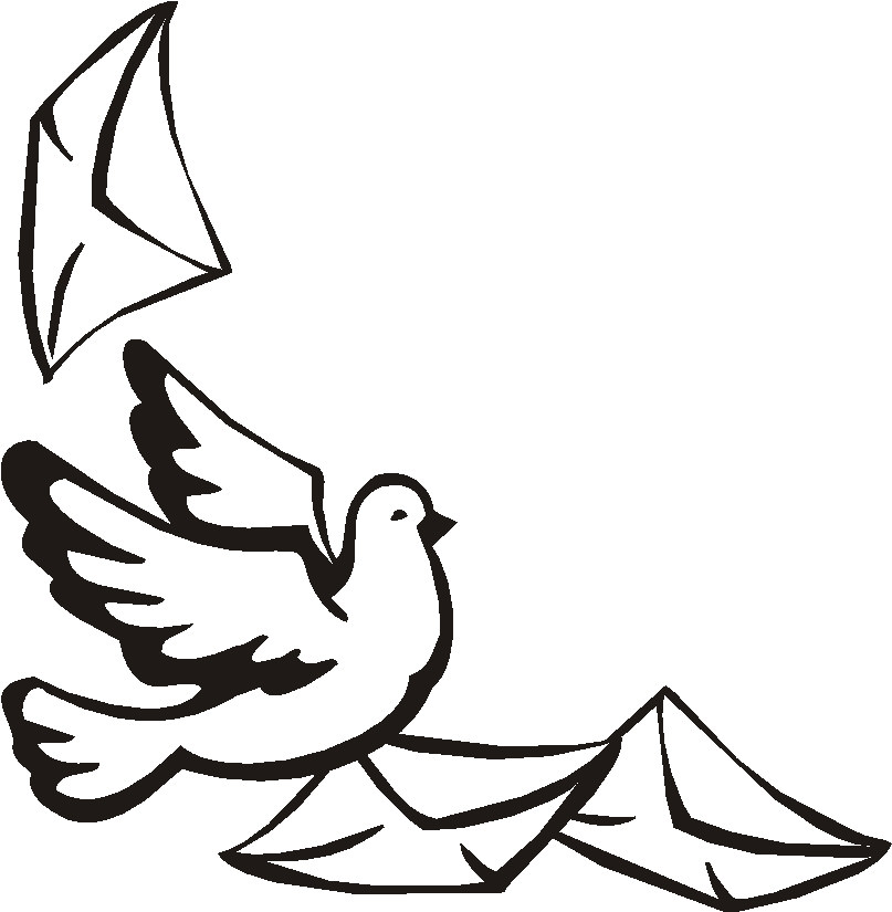 Clipart  Clipart duif animaatjes 129