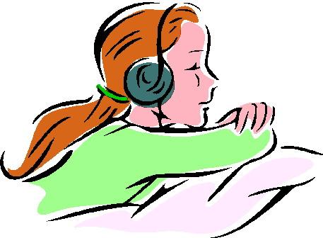 Afbeeldingsresultaat voor muziek luisteren