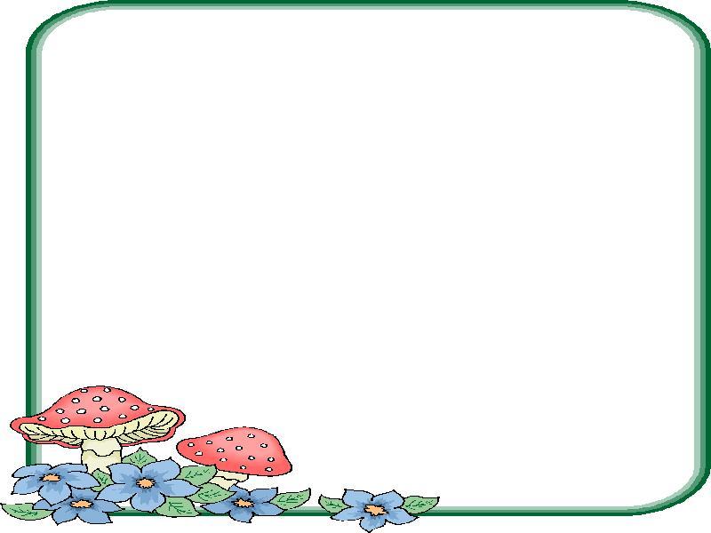 Cliparts Bloemen En Planten Bloemen Kaders  Animaatjesnl