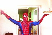Animaciones infantiles con Spiderman