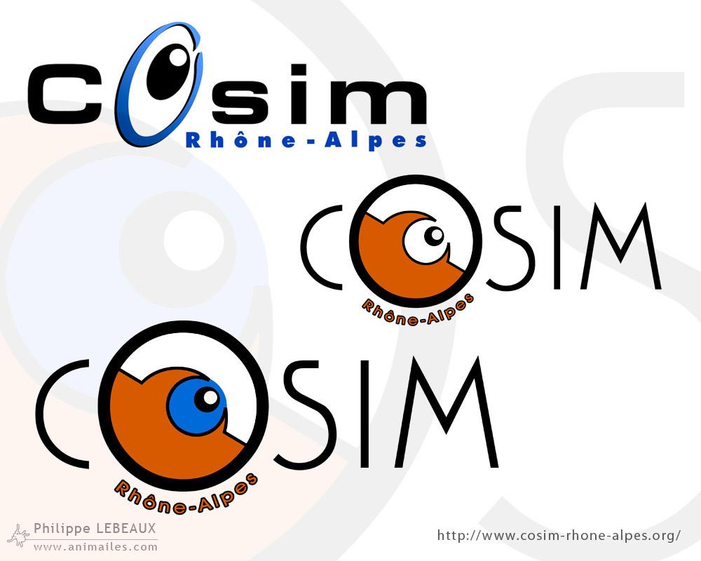 Logotypes COSIM