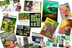 Publications magazines spécialisés