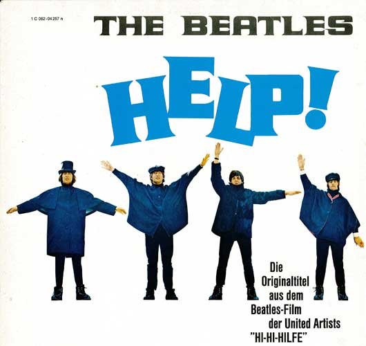 """The Beatles """"Help!"""" album"""